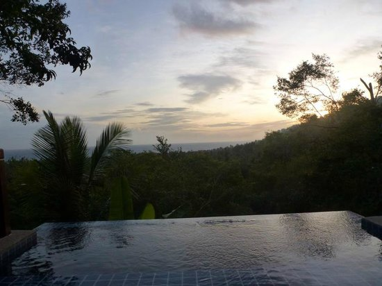 The Place Luxury Boutique Villas:                   Private infinity pool