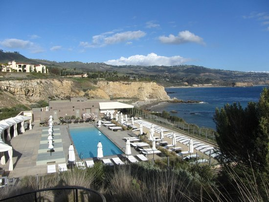 Terranea Resort: Adult only pool.