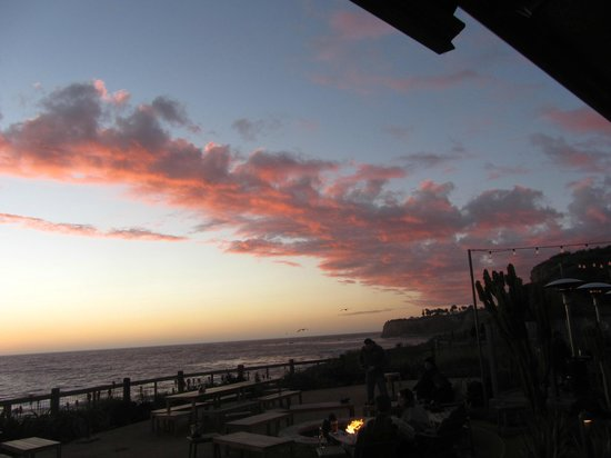 Terranea Resort: Sunsets from Nelson's