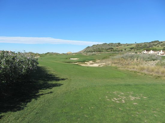 Terranea Resort: The Links at Terranea, nine-hole, Par 3 golf course