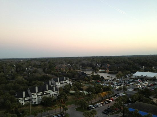Embassy Suites by Hilton Myrtle Beach-Oceanfront Resort:                   View from Condo