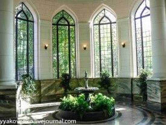 The only castle in north america picture of casa loma for Indoor gardening ontario
