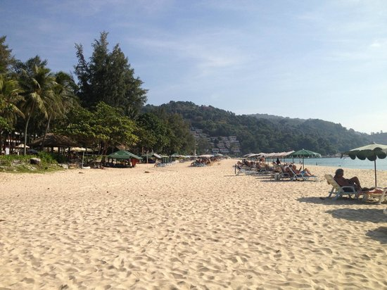 Katathani Phuket Beach Resort : Kata Noi beach
