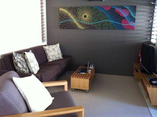 Peppers Noosa Resort and Villas:                   1 bedroom suite