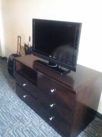 Hampton Inn Washington, DC - Convention Center: TV area