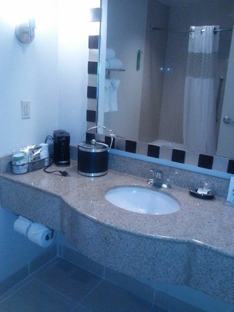 Hampton Inn Washington, DC - Convention Center : Sink Area