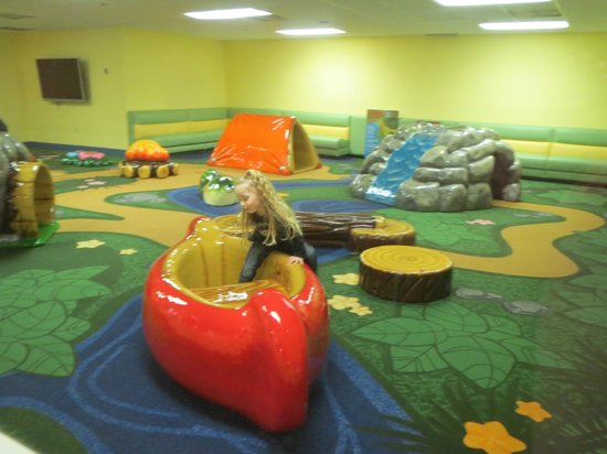 Lancaster Host Resort and Conference Center:                                     Play room for young children, very clean !!