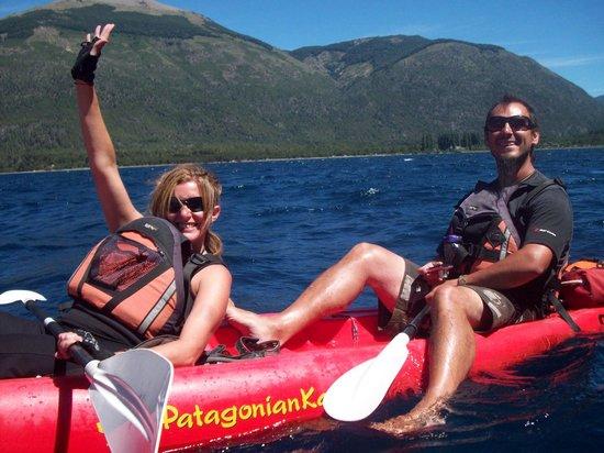 Los Baqueanos:                   Mucha aventura!!
