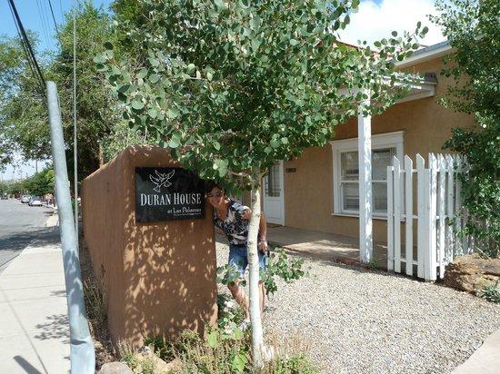 Las Palomas Inn Santa Fe:                                     Duran House