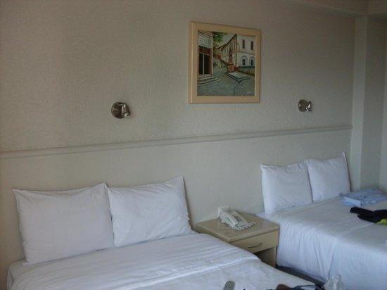 Eco Express Hotel: 2 camas queen
