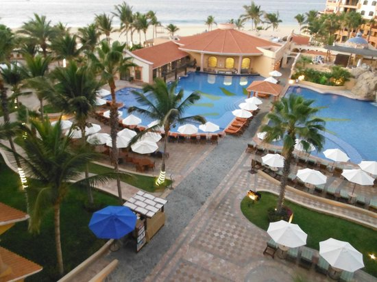 Playa Grande Resort:                                     View from room 1433