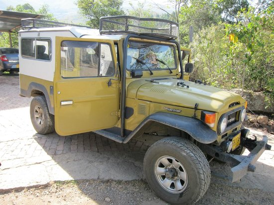 Renacer Hostal:                                     Adventure Vehicle
