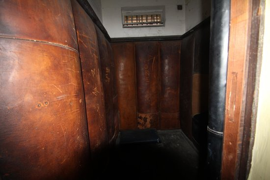 Newcastle, Australia:                   Historic Padded Cell