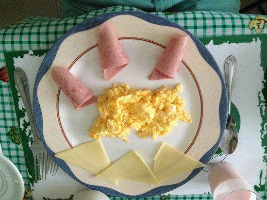 Casa Cuba Hostal S.A.: Breakfast