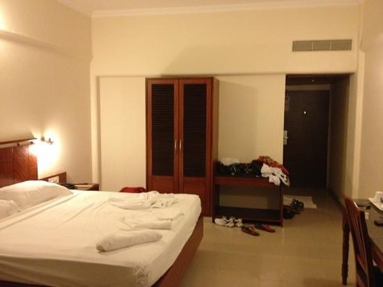 Nanutel Margao Hotel:                                     bigger room
