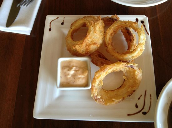 Chimera: Onion rings