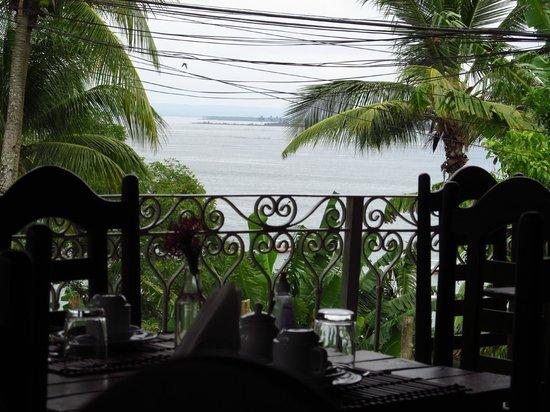 Hotel Pousada Natureza:                   vista desde el comedor