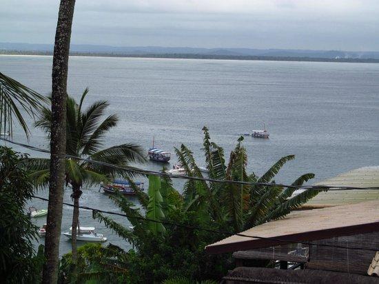 Hotel Pousada Natureza:                   vista desde la piscina