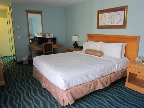 Ocean Park Inn: Room #227