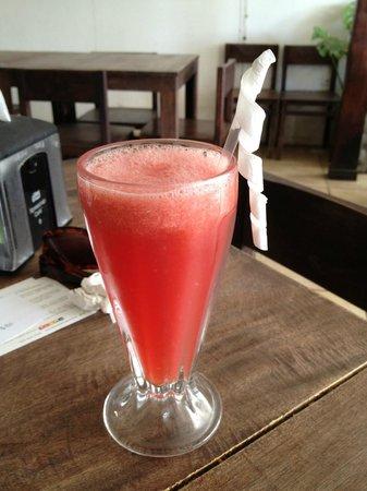 Restaurante Tico y Rico Monteverde: Watermelon juice