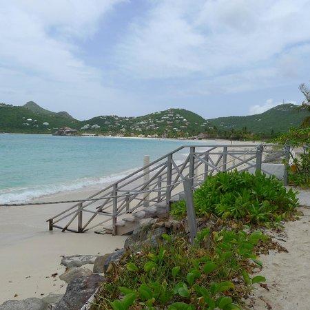 Les Ilets de la Plage:                   Les Ilets Beach access