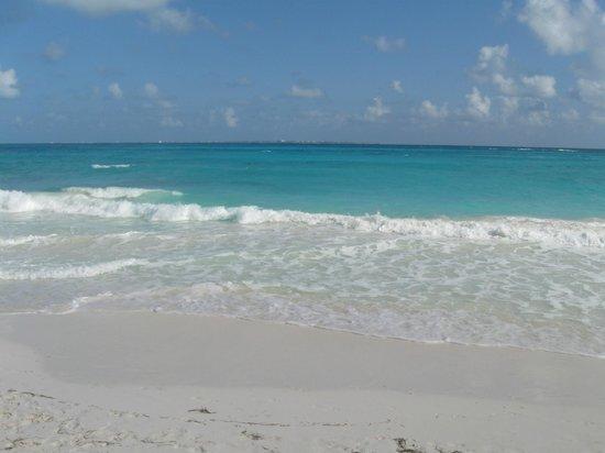 Grand Fiesta Americana Coral Beach Cancun :                   praia do hotel