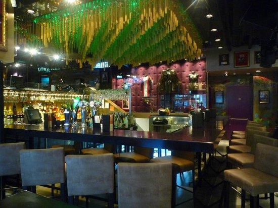 Hard Rock Cafe In Central Hong Kong
