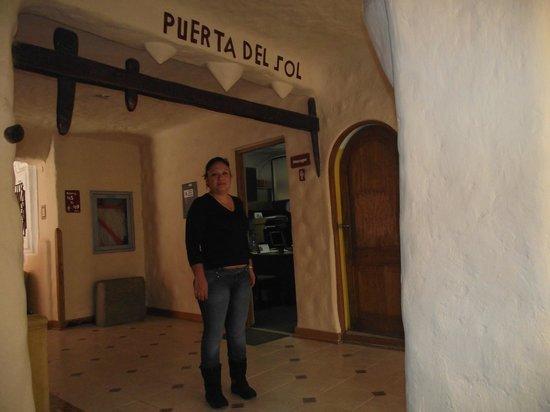 San Agustin International Hotel:                   Hotel San Agustin