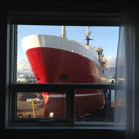 إيسلاندر هوتل ريكيافيك مارينا:                   window                 