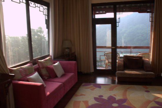 Li River Retreat: Deluxe Riverview Room