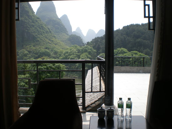 Li River Retreat: Deluxe Double Room Views