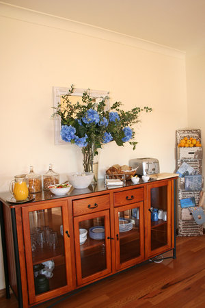Hunter Valley Bed & Breakfast: Breakfast Room