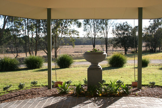 Hunter Valley Bed & Breakfast: Entrance