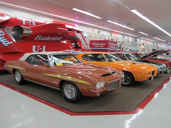 Muscle Car City Admission