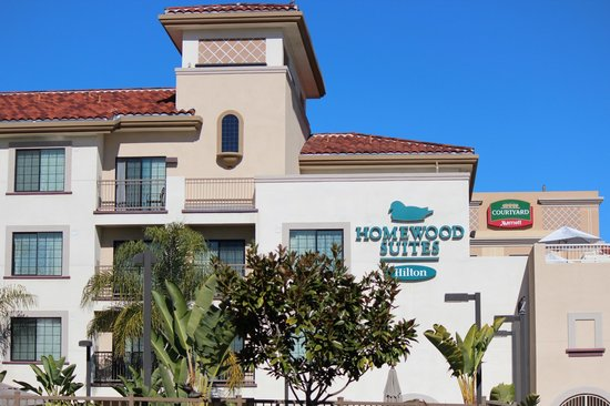 Homewood Suites by Hilton San Diego Airport - Liberty Station:                   Homewood Suites Liberty Station