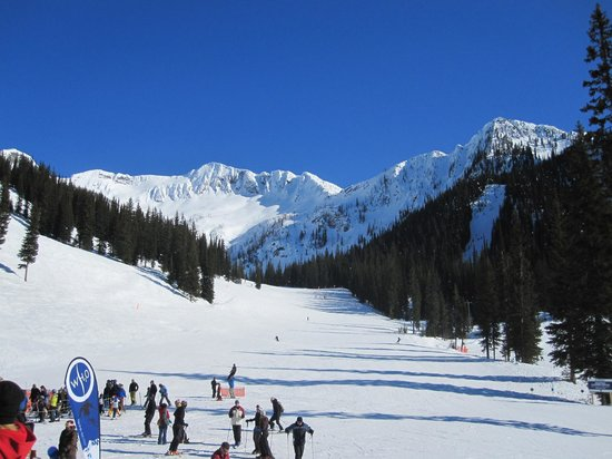 Whitewater Ski Resort:                   Ymir Peak