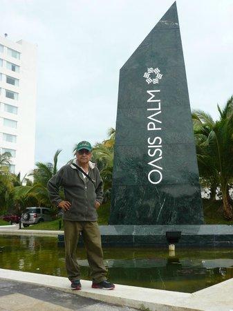 大綠洲棕櫚飯店照片