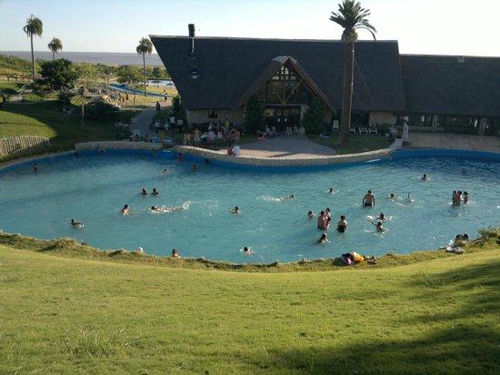 Victoria del Agua Parque Acuatico y Termal:                   RESTORANT