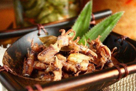 Chef Doy's: Batang Batang Pusit