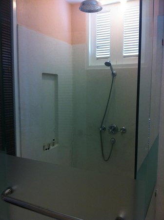 Ping Nakara Boutique Hotel & Spa:                   Shower                 