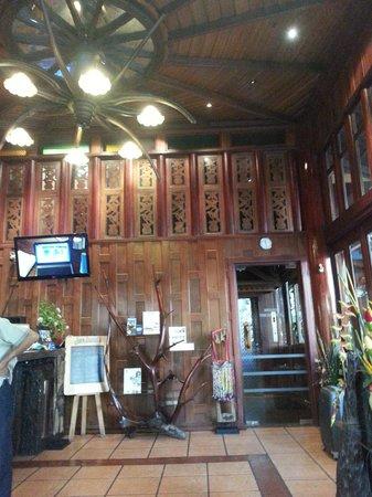 True Siam Phayathai Hotel: Hotel lobby