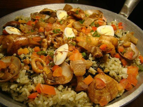 Chef Doy's: Paella Bicolana