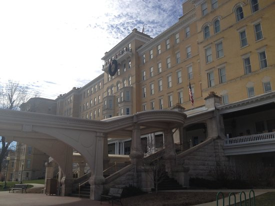 French Lick Springs Hotel:                                     Home Away From Home