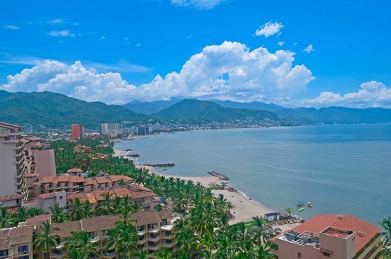 Sunscape Puerto Vallarta Resort & Spa:                   View from room