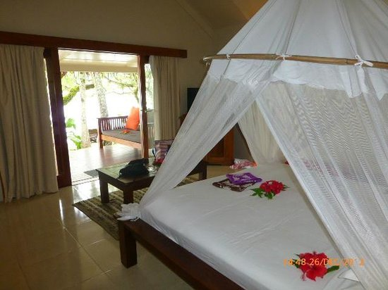 Erakor Island Resort & Spa:                   Our Room - 8