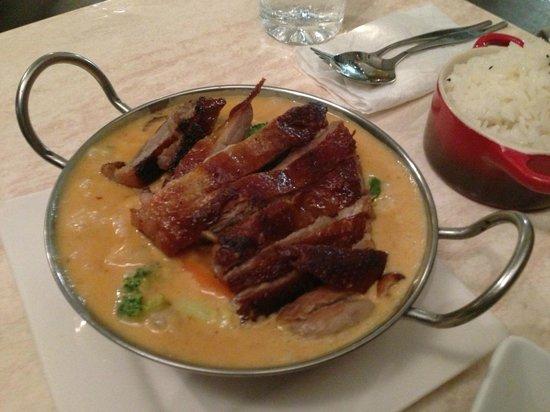 Cafe de Siam: Duck Curry