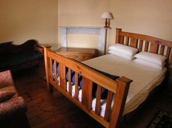 Cape du Couedic Lighthouse Keepers Heritage Accommodation: Cape du Couedic Lighthouse Keeper's Cottage Bedroom Karatta