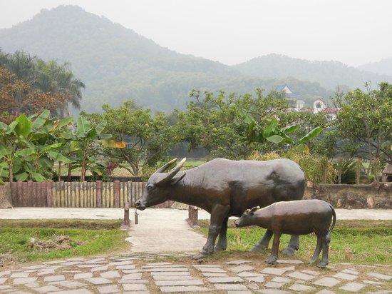 Sun Yat Sen's Residence Memorial Museum: village
