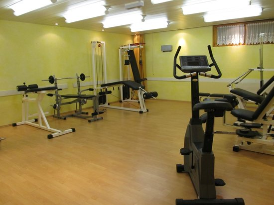 Parkhotel Brunauer: gym