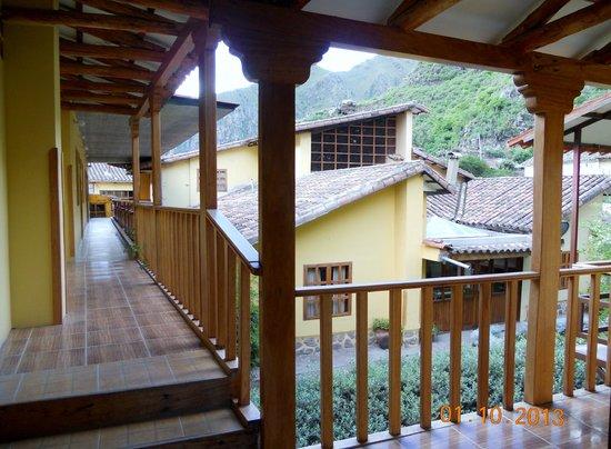 Hotel Samanapaq: Hotel has several building providing privacy